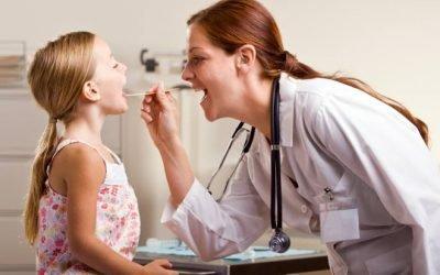 Ангіна (тонзиліт) у дітей: симптоми і лікування дитини