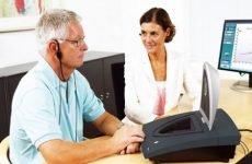 Аудіограма слуху: її види та опис процедури