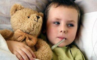 Болить вухо з температурою у дитини: причини і лікування