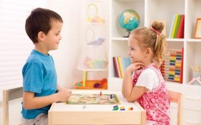 Ігри для розвитку фонематичного слуху у дітей