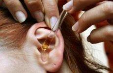Камфорне масло у вухо – застосування при різних захворюваннях