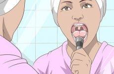 Лікування тонзилитных пробок в домашніх умовах