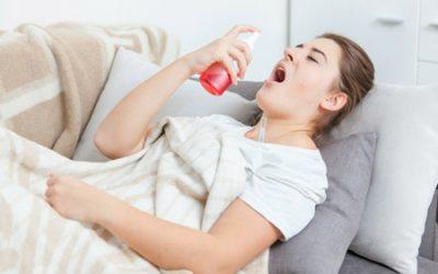 Опухли гланди – причини і лікування мигдаликів