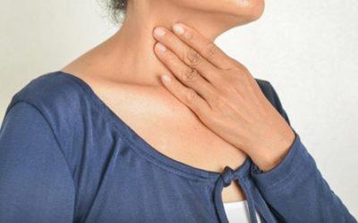 Відчуття, що їжа застряє в горлі – причини і що робити