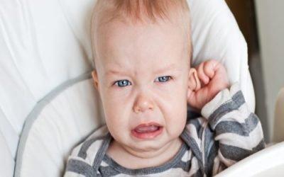 Отит у дітей: симптоми, різновиди, причини і лікування