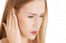 Шишка в вусі: причини та способи виведення