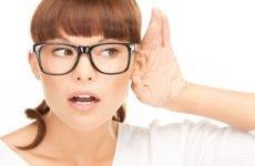 Зниження слуху: причини, методи відновлення і лікування