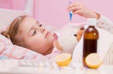 Температура у дитини при отиті