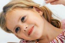 Вушні краплі для дітей