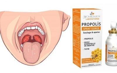 Прополіс, спрей для горла: інструкція по застосуванню і аналоги