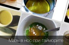 Складна мазь при гаймориті: іхтіолова, Симановского і Вишневського, застосування
