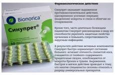 Таблетки від синуситу: список кращих таблеток, препаратів та ліків