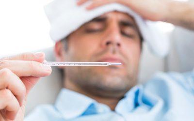Лікування гіпотермії при застуді: чому виникає і як побороти
