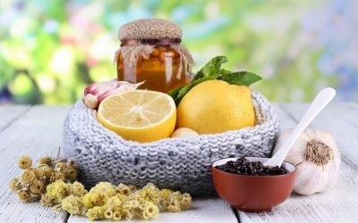 Лікування грипу народними засобами: інгаляції і відвари цілющих трав