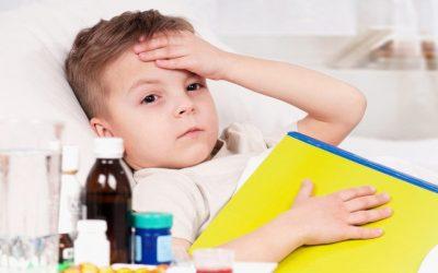 Перші ознаки грипу у дітей: стадії перебігу захворювання та способи лікування