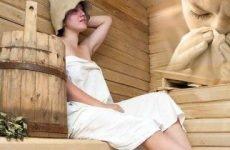 Користь лазні при застуді: рецепти лікування і правила відвідування
