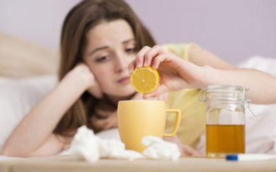 Правила харчування при застуді та ГРВІ: що можна і чого не можна?