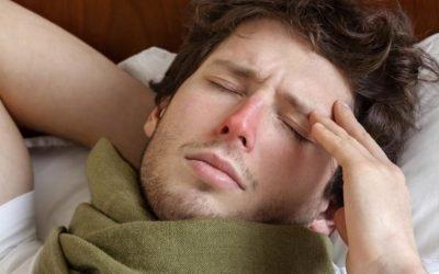 Причини виникнення головного болю при застуді